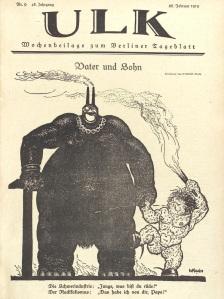 Ulk 1919 ©Universitätsbibliothek Heidelberg
