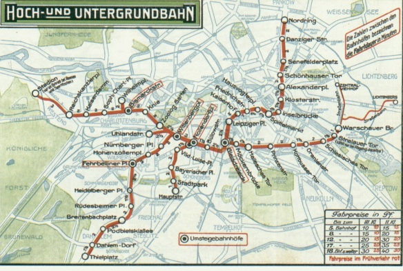 1914 U-Bahn